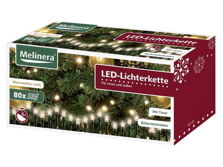 LED světelný řetěz Melinera
