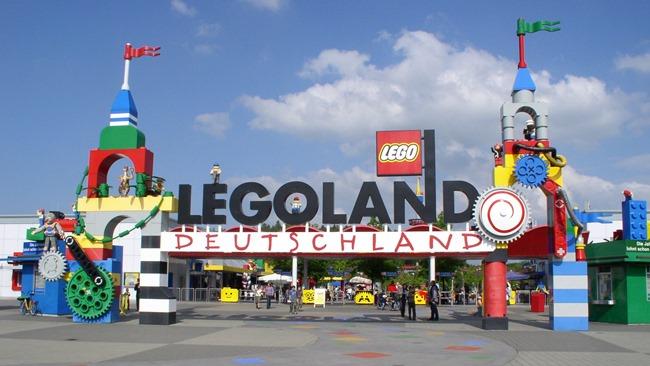 Legoland Německo | © Pixabay