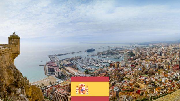 Alicante zVídně od 744Kč: Levné letenky do října 2020