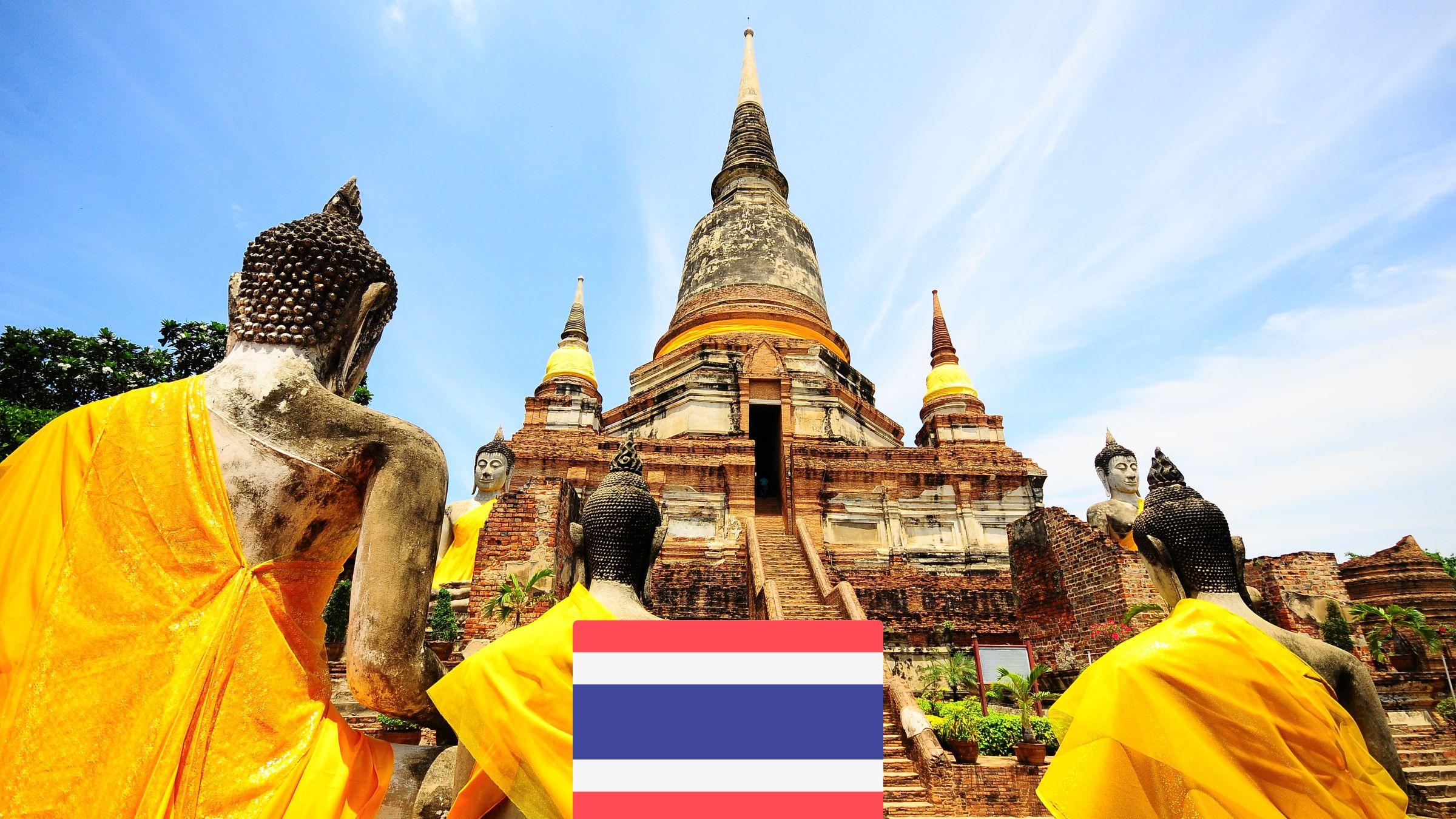 Bangkok zPrahy od 12790Kč: Akční podzimní letenky 2021