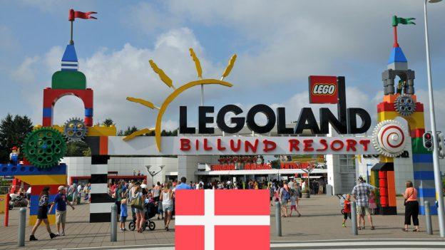 Billund zPrahy od 755Kč: Levné letenky do Dánska na zimu 2020