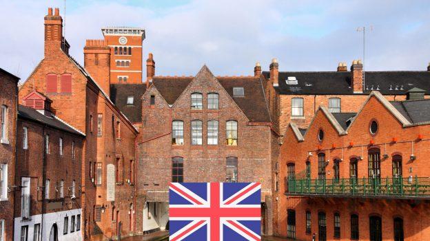Birmingham zPrahy za 2490Kč: mnoho termínů od listopadu 2021 ina rok 2022