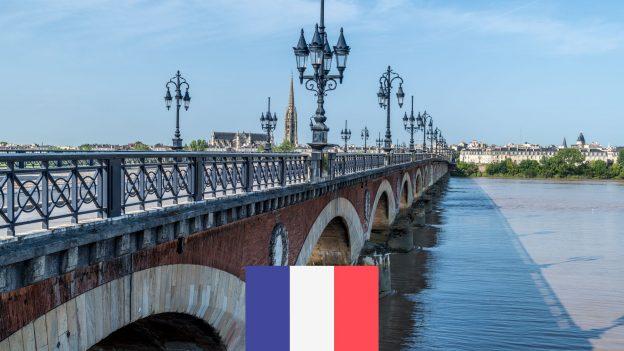 Bordeaux zPrahy od 754Kč: Levné letenky na leden 2020