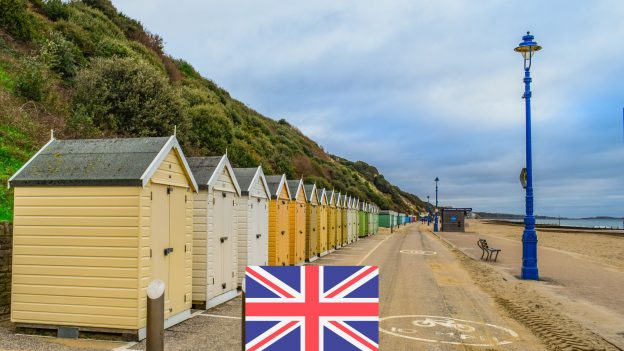Bournemouth zPrahy od 1078Kč: Levné letenky na jih Anglie