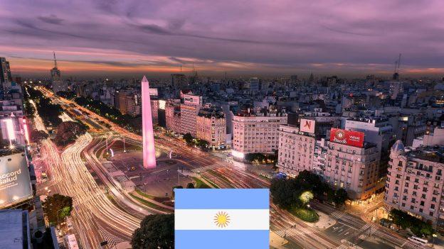 Buenos Aires zVídně za 12690Kč: Dvě odbavená zavazadla vceně letenky