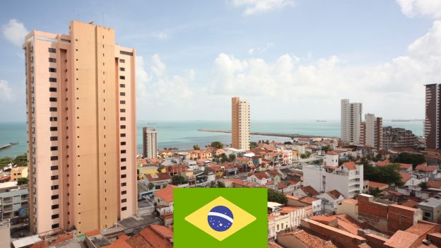 Fortaleza zPrahy za 11590Kč: Levné letenky do Brazílie až do června 2020