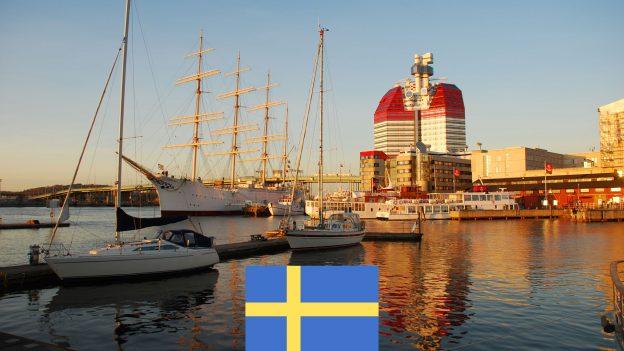 Göteborg zPrahy od 488Kč: Akční letenky do Švédska na říjen 2020