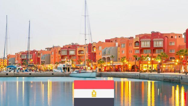 Hurghada zPrahy od 7690Kč: Nejvýhodnější letenky během června ačervence 2021