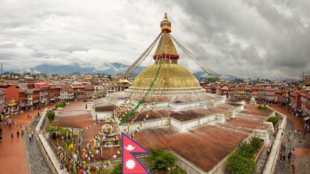 Káthmándú zFrankfurtu za 11490Kč: Levné letenky až do března 2020