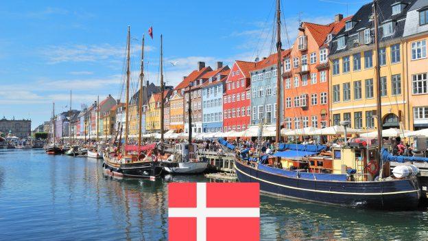 Kodaň zPrahy od 755Kč: Akční letenky do února 2020