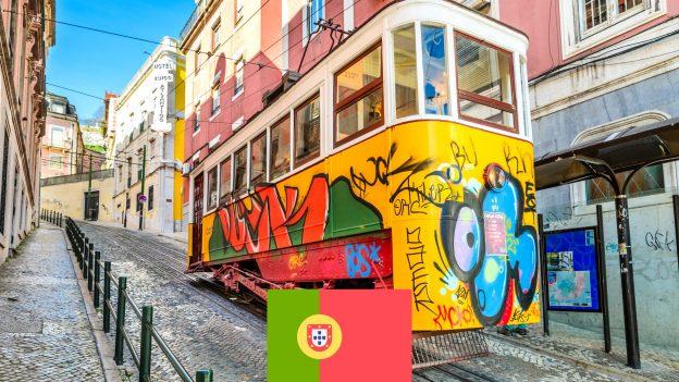 Lisabon zBerlína od 1531Kč: Mnoho termínů do února 2021