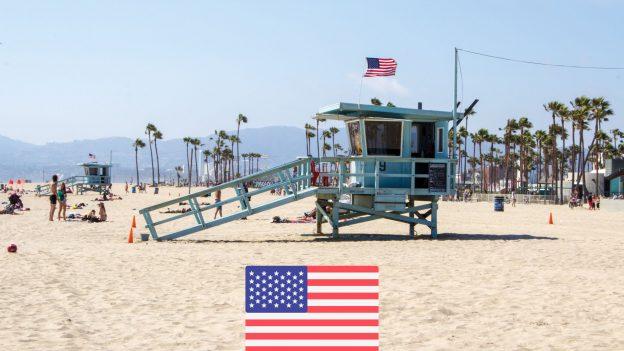 Los Angeles zPrahy za 12490Kč: Levné letenky na duben akvěten 2020