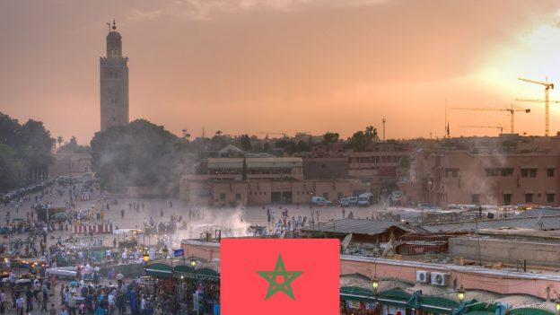 Marrakéš zPrahy od 3147Kč: Akční cena do května 2020