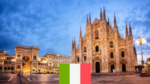Milán zPrahy od 1990Kč: Výhodné lety od listopadu 2021 do března 2022