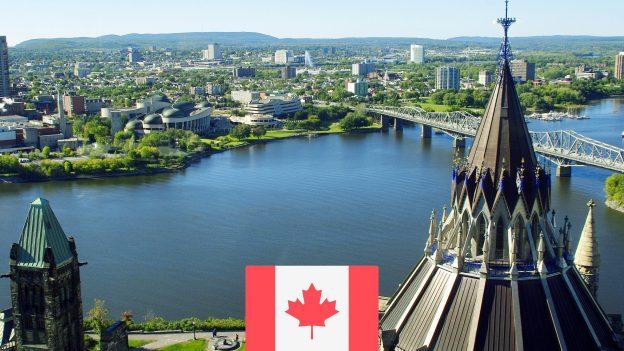 Ottawa zPrahy za 10290Kč: Levné letenky až do dubna 2020