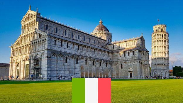 Italská Pisa zPrahy od 668Kč: Levné lety vlistopadu 2021