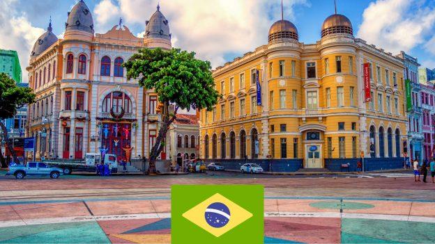 Recife zPrahy za 12390Kč: Levné letenky do Brazílie až do června 2020