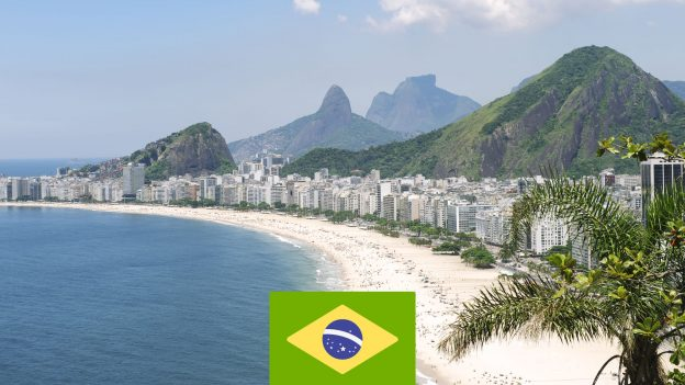 Rio de Janeiro zPrahy za 12490Kč: Akční cena pouze vbřeznu adubnu 2020