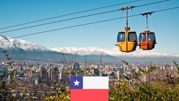 Santiago zMnichova za 13990Kč: Velká dostupnost termínů až do července 2020