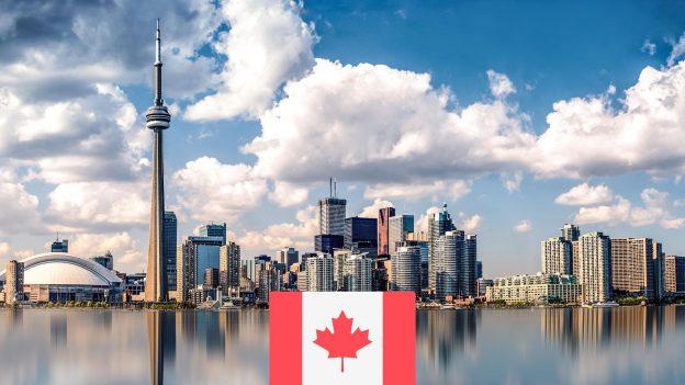 Toronto zPrahy za 10990Kč: Akční cena letenek pouze vlistopadu 2020