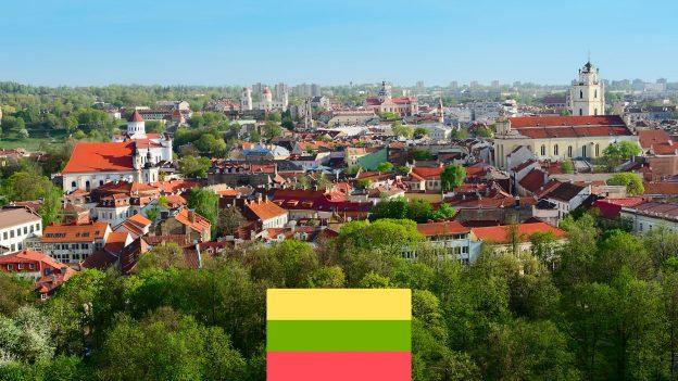 Vilnius zVídně od 1228Kč: Mnoho termínů až do ledna 2021