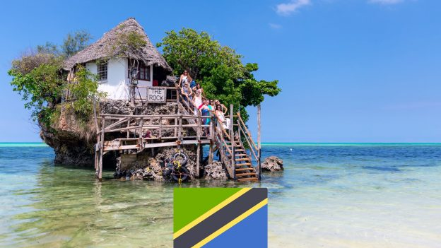 Zanzibar zPrahy od 13790Kč: Odbavené zavazadlo až do 46kg