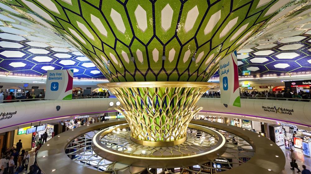 Letiště Abú Dhabí (AUH) | © Saiko3p - Dreamstime.com