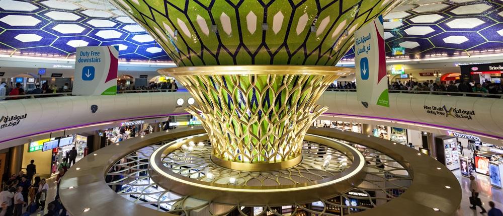 Letiště Abú Dhabí (AUH)   © Saiko3p - Dreamstime.com