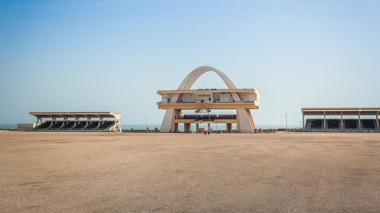 Letiště Accra (ACC)   © Golasza   Dreamstime.com