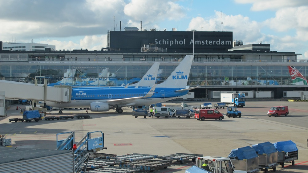 Letiště Amsterdam (AMS) | © Toniflap - Dreamstime.com