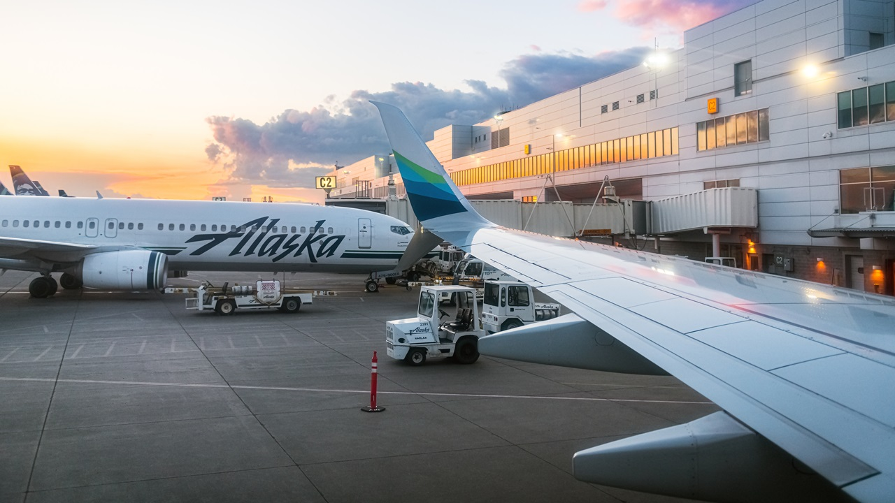 Letiště Anchorage (ANC) | © Andrew Kazmierski | Dreamstime.com