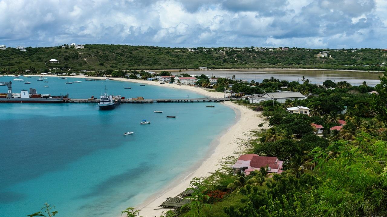 Letiště Anguilla (AXA) | © Crazya88 | Dreamstime.com