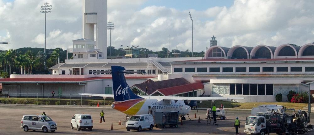 Letiště Antigua (ANU) | © Amanda Lewis - Dreamstime.com
