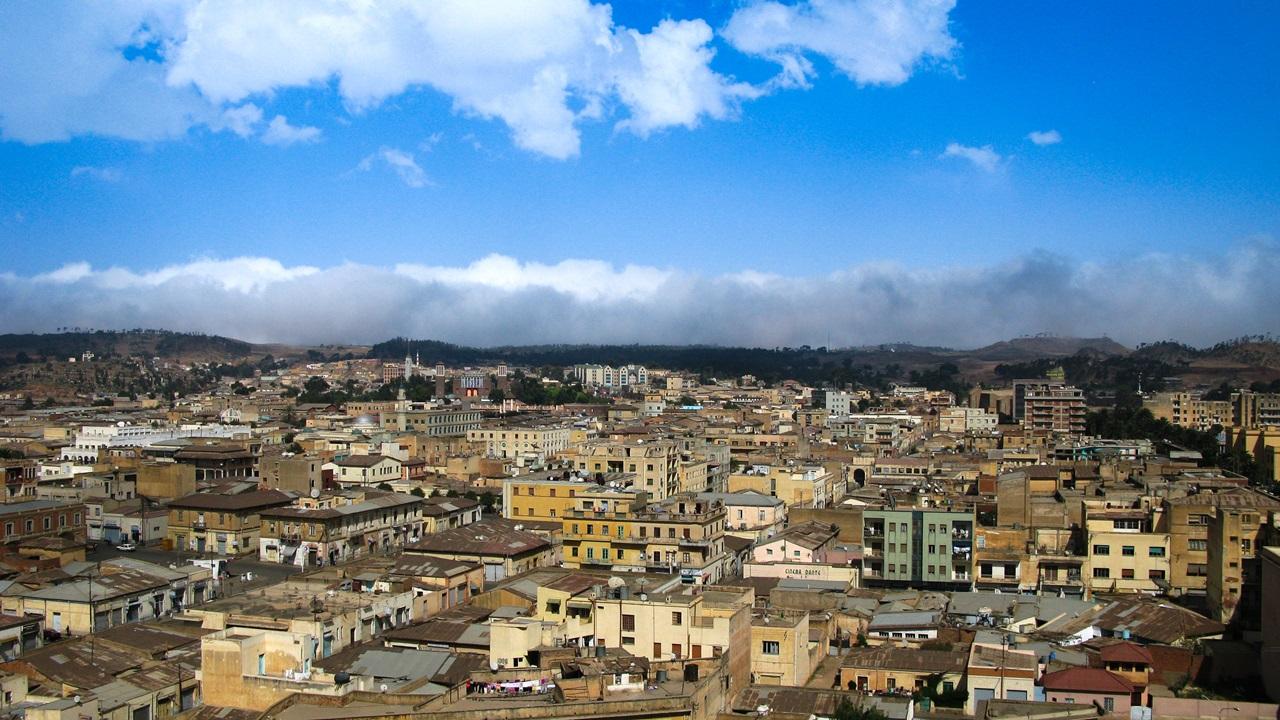 Letiště Asmara (ASM) | © Sergey Mayorov | Dreamstime.com