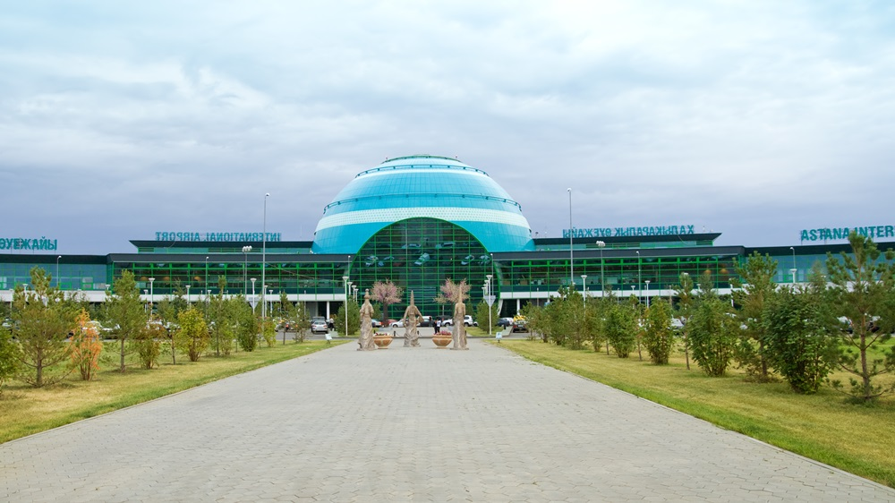 Letiště Astana (TSE) | © Julia Kuznetsova - Dreamstime.com