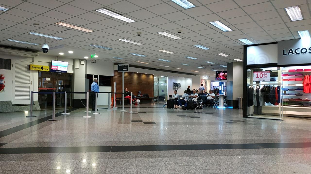 Letiště Asunción (ASU) | © Nelieta | Dreamstime.com