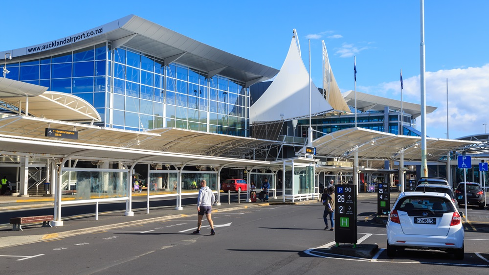 Letiště Auckland (AKL) | © Michael Williams - Dreamstime.com