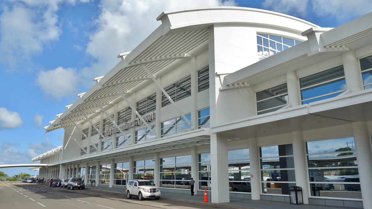 Letiště Barbuda (BBQ)   © Eq Roy   Dreamstime.com