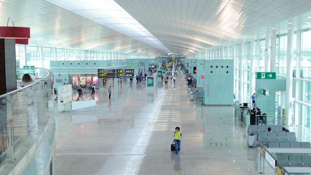Letiště Barcelona (BCN)   © Tea   Dreamstime.com
