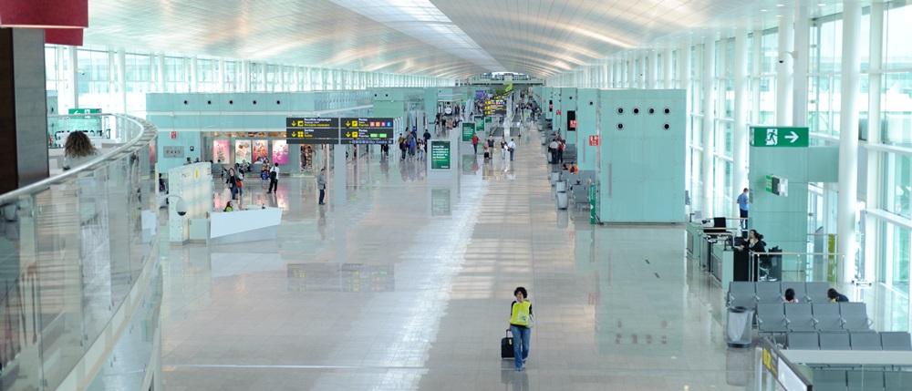Letiště Barcelona (BCN) | © Tea | Dreamstime.com