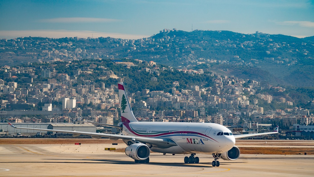 Letiště Bejrút (BEY) | © Pixabay.com