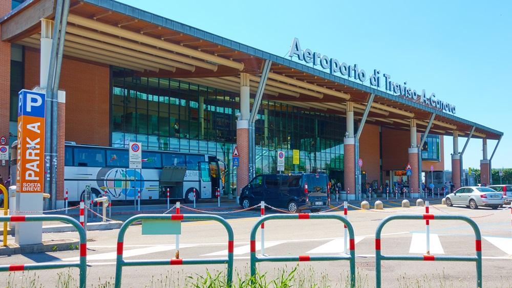 Letiště Benátky Treviso (TSF) | © Zoom-zoom - Dreamstime.com