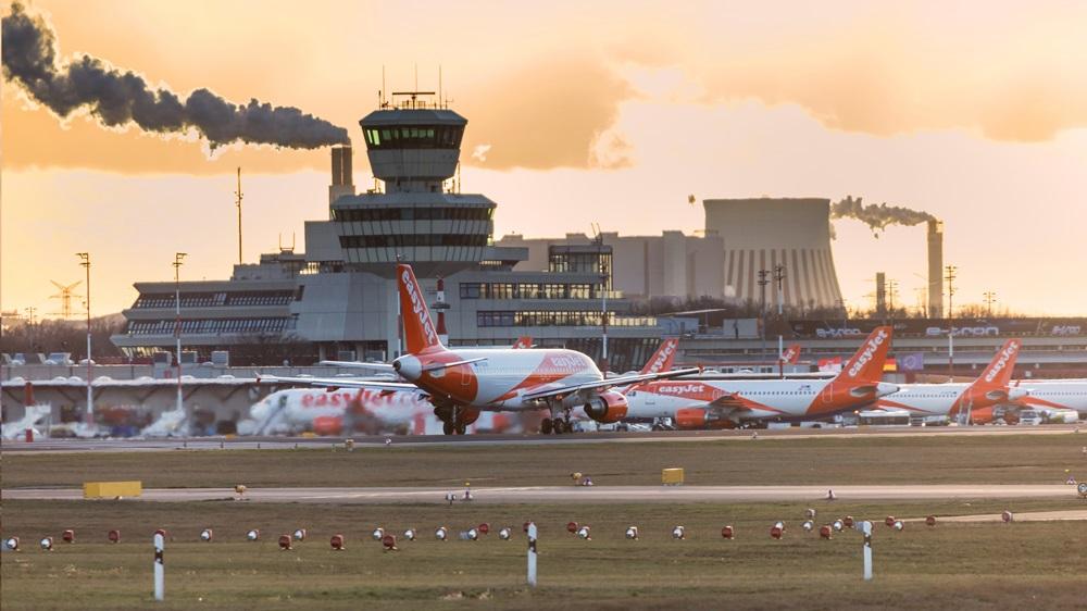 Letiště Berlín Tegel (TXL)   © Tobias Arhelger - Dreamstime.com