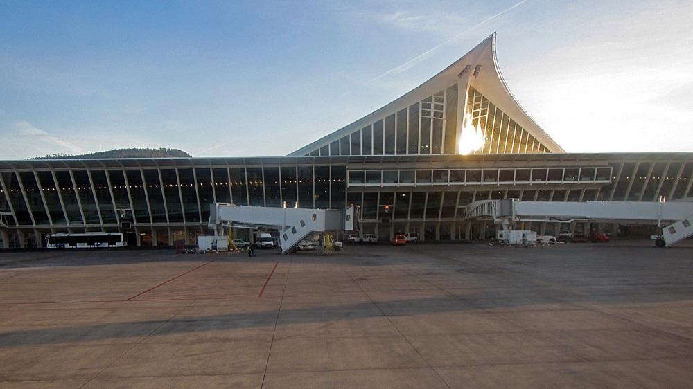 Letiště Bilbao (BIO) | © Danilo Mongiello - Dreamstime.com