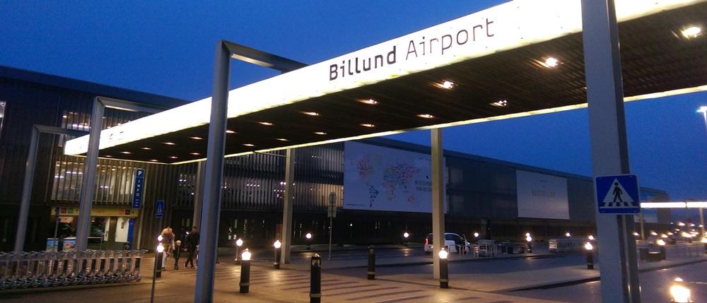 Letiště Billund (BLL)   © Marjas - Dreamstime.com