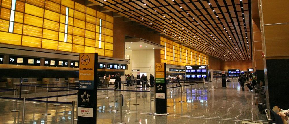 Letiště Boston (BOS)   © David Brossard / Flickr.com