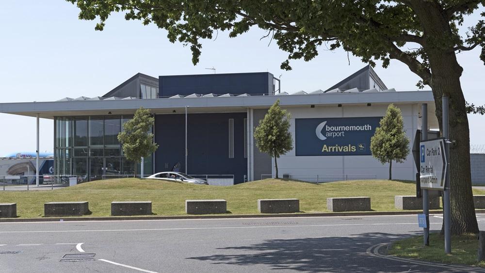 Letiště Bournemouth (BOH) | © Peter Titmuss - Dreamstime.com