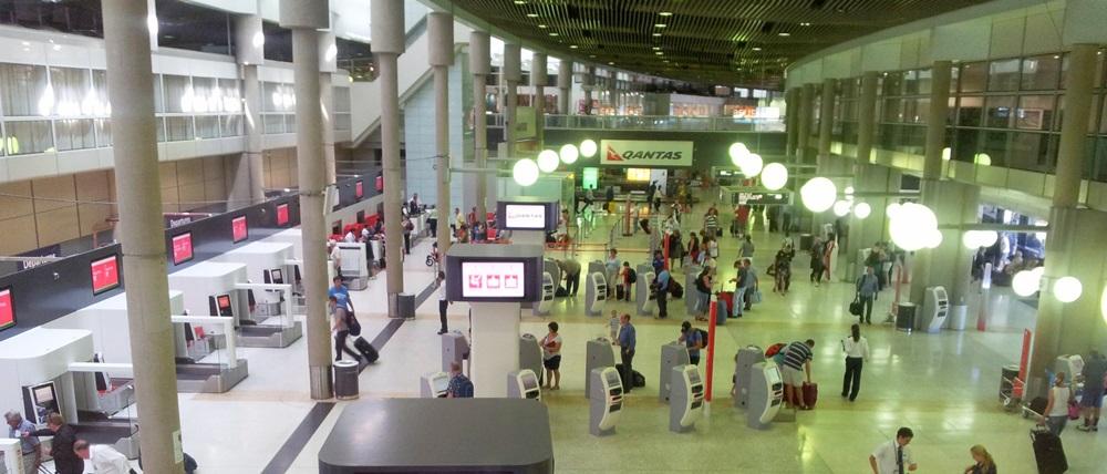 Letiště Brisbane (BNE)   © Rae Allen / Flickr.com