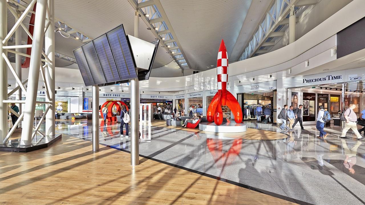 Letiště Brusel (BRU) | © Bombaert | Dreamstime.com