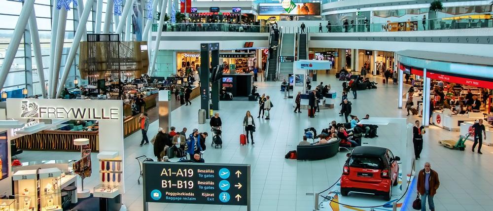 Letiště Budapešť (BUD) | © Jorge Franganillo / Flickr.com